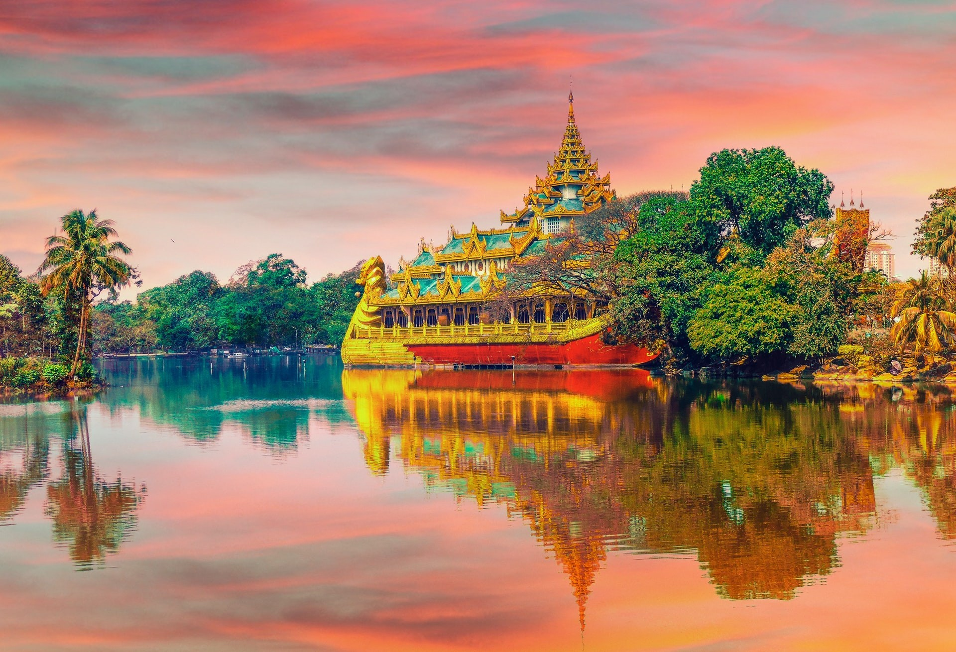 10 Most Amazing Tourist Destinations In Myanmar